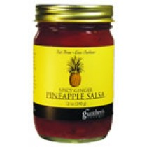 Spicy Ginger Pineapple Salsa
