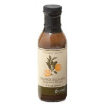 Orange Balsamic Vinaigrette & Marinade - Discontinued -  Can be special ordered.  Email us at chefmike@gunthersgourmet.com and ask us how